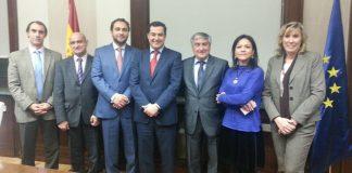 Segunda reunión con representantes del Ministerio de Sanidad, Servicios Sociales e Igualdad