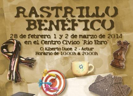 2014-02-Rastrillo benefico ASEM Aragon