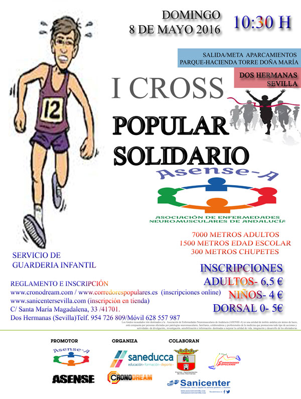 I Cross Solidario ASENSE-A
