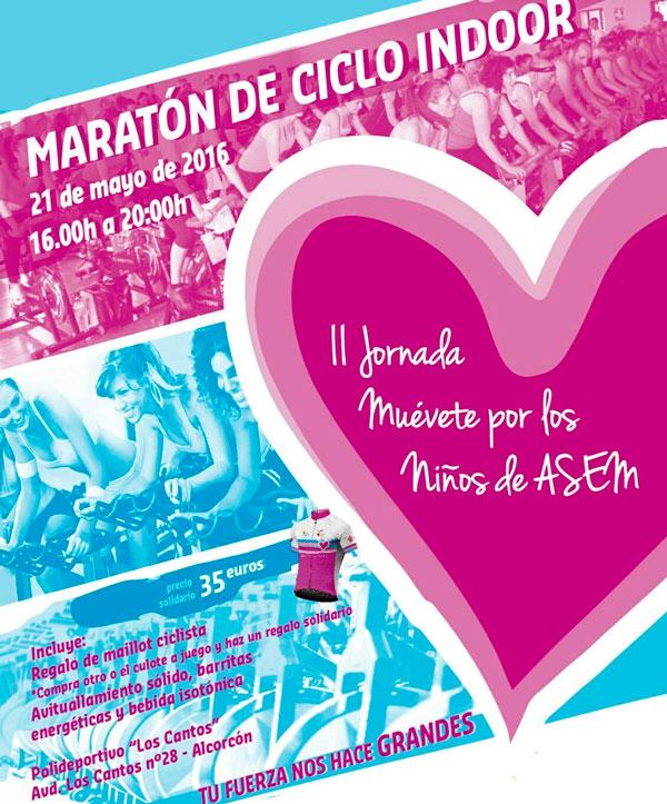 Maratón de Ciclo Indoor