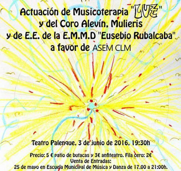 Musicoterapia ASEM CLM