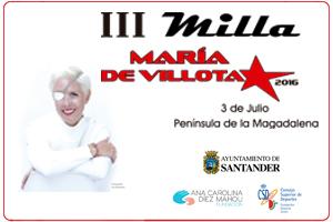 III Milla María de villota
