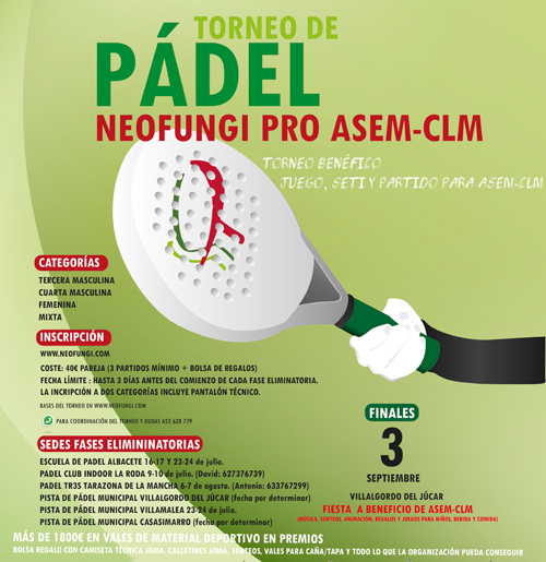 Torneo de Padel ASEM CLM