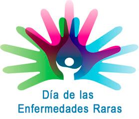 Logo Dia Enfermedades Raras