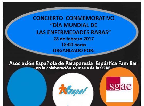 Concierto Solidario AEPEF