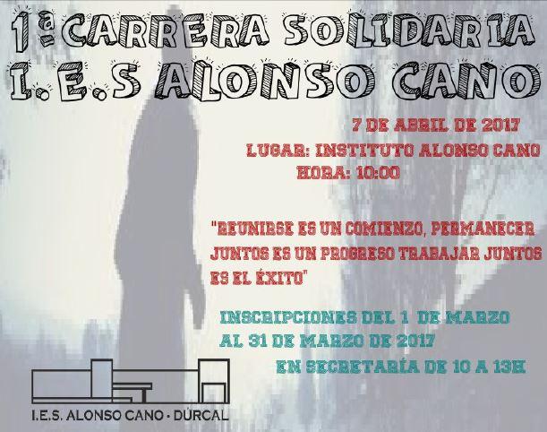 Carrera Solidaria ASEMGRA