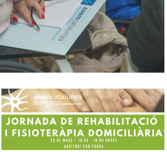 Jornada Fisioterapia ASEM Catalunya