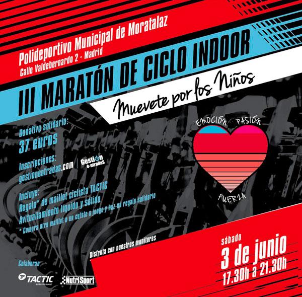 Maratón Ciclo Indoor