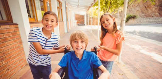 Infancia-discapacidad