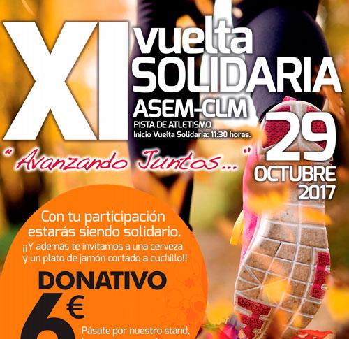 Carrera Solidaria ASEM CLM