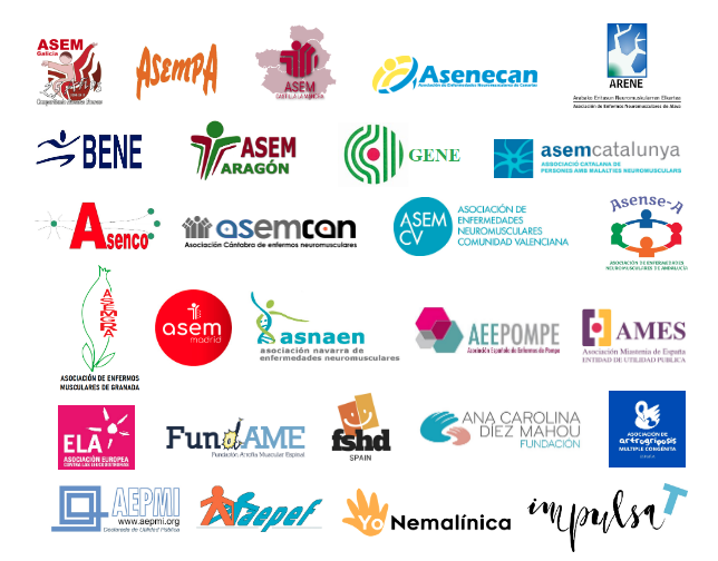 Logotipos entidades Federación ASEM
